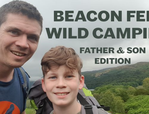 Beacon Fell Wild Camping – Father and Son Edition