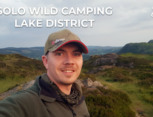 Solo Wild Camping in the Lake District