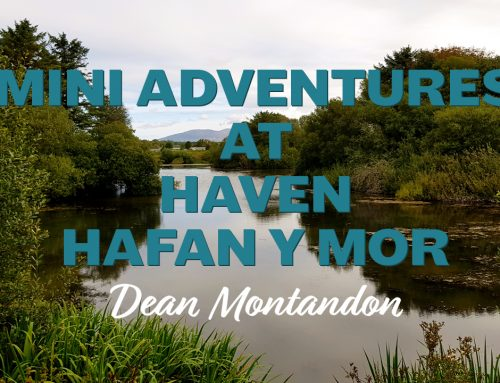 Mini Adventures at Haven Hafan Y Mor